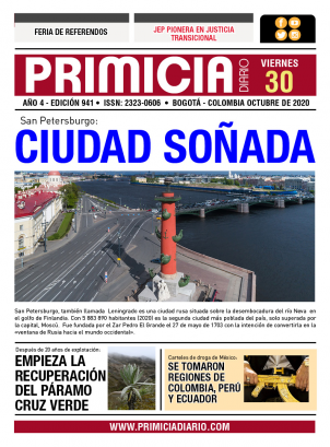 Primicia Diario Edición Virtual