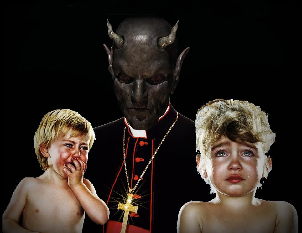 Victima de violación acusa a sacerdote en vivo