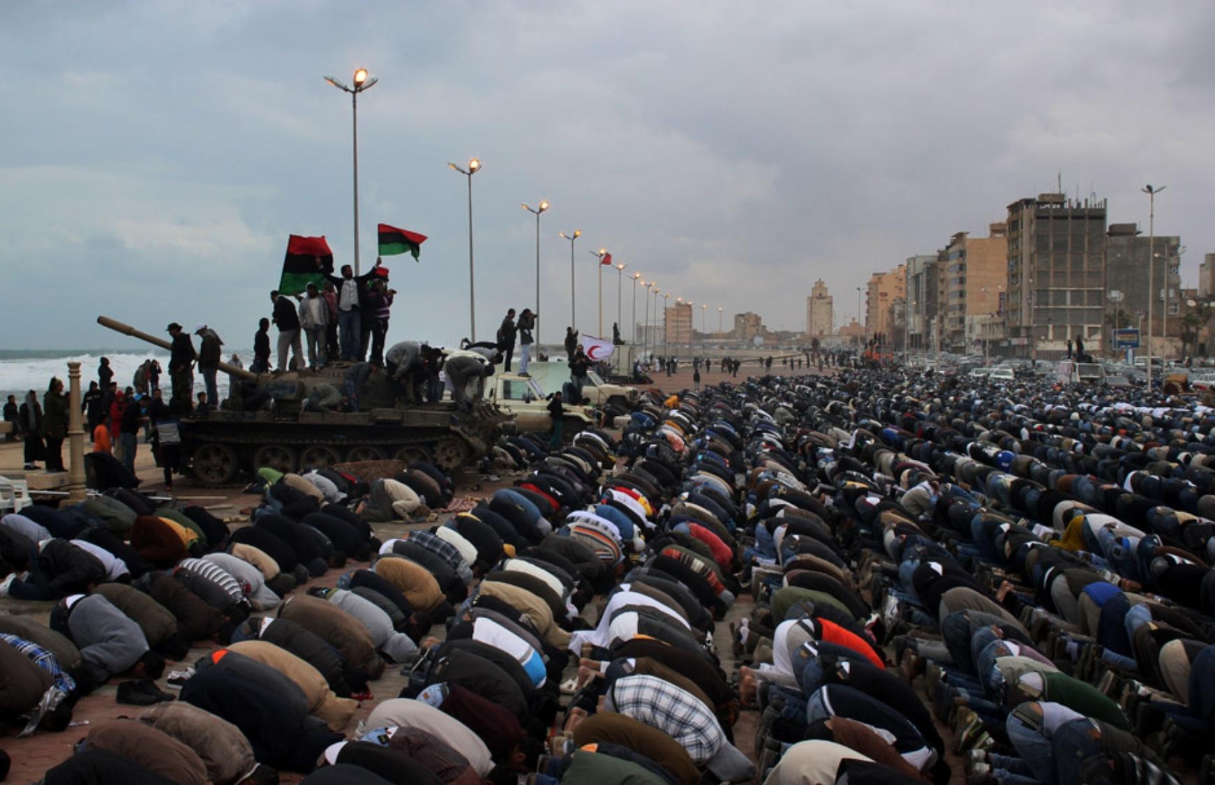 Libya: Rebels say they captured Misrata airport » Wars in ...   Libia