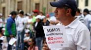 """20 mil comerciantes salierona protestar contra del Gobierno Nacional. """" Iván Duque y Jorge Robledo en contra de la legalidad, la industria y el comercio formal.'', sostiene la ministra de […]"""