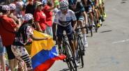 """Nairo Quintana, que atacó al líder del Tour Chris Froome y se quedó a 1'12"""" de vestirse de amarillo, lamentó haber perdido la carrera por el tiempo cedido en la […]"""