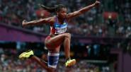 Catherine Ibargüen cumplió con las expectativas. Este martes, en el salto triple de los Juegos Panamericanos, la colombiana logró la medalla de oro número 25 para el país.