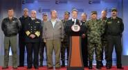 El Presidente Juan Manuel Santos nombró al general Alberto Mejía, Comandante del Ejército; al Almirante Leonardo Santamaría, Comandante de la Armada; y al general Carlos Bueno, Comandante de la Fuerza […]