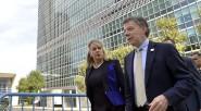 El Presidente Juan Manuel Santos en compañía de la embajadora ante la ONU, María Emma Mejía, luego de reunirse con el Secretario General de la OCDE y la Alta Representante […]