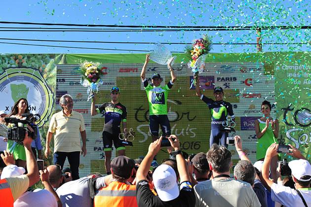 Tour de San Luis: ¡ DAYER QUINTANA ROJAS EL REY DE SAN ...