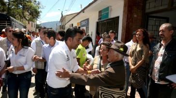El gobernador de Cundinamarca,Jorge Rey Ángel, ha logrado la aceptación de los habitantes de los diversos municipios, como consecuencia de sus desplazamientos para conocer personalmente la problemática.  En la […]