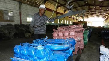 Motores listos para enviar a las entidades azucareras cubanas.   Texto y fotos Lázaro D. Najarro Pujol Primicia Diario Camagüey – Cuba  La labor de los trabajadores de […]