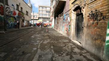 Así se observa una de las Calles del sector conocido como el Bronx, después de ser desalojados los habitantes de calle, los expendedores de drogas y los proxenetas.   […]