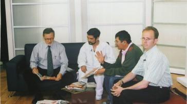 El maestro Jorge Consuegra, fue el invitado de honor para hablar de cultura y libros.      El periodista, escritor, gestor cultural y presentador bumangués Jorge Consuegra […]
