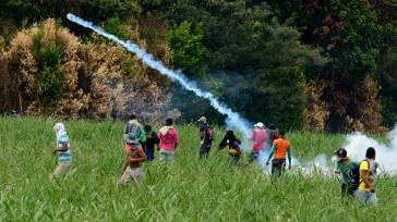Los indígenas han buscado la recuperación de las tierras arrebatadas por los terratenientes y los grupos paramilitares que los han desplazado.      El pueblo Nasa asentado […]