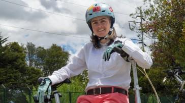 La profesora Mónica Dávila. Sin duda, el país registra un cambio en la incorporación de la bici como medio de transporte, pero persisten los problemas de planeación.    […]