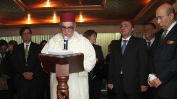 Noureddine Khalifa, Embajador de Marruecos en Colombia, acompañado por el Registrador Nacional del Estado Civil , Juan Carlos Galindo y los embajadores de Emiratos Árabes, Mohammed Issa Al-Qattam Al-Za'abi y […]
