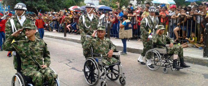 Centenares de personas en situación de discapacidad de la Policía Nacional y las Fuerzas Militares de Colombia realizarán en la ciudad de Cali una marcha por la paz. La iniciativa […]