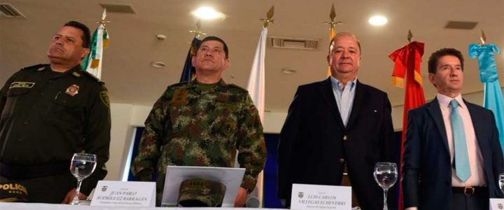«180.000 efectivos de las Fuerzas Militares y 178.000 miembros de la Policía Nacional están dispuestos a velar por la seguridad del próximo 2 de octubre», dijo el Ministro Villegas  […]