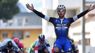 El ciclista colombiano Fernando Gaviria conquistó la clásica francesa Paris-Tours, edición 110, disputada sobre un recorrido de 252 kilómetros, tras superar en el esprint a Arnaud Demare y a Jonas […]