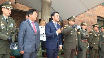 Ceremonia de transmisión de mando en la cual fuenombrado el coronel Edwin Chavarro Rojas como comandante de la Policía de Cundinamarca y la mayor general Mireya Cordón López como comandante […]