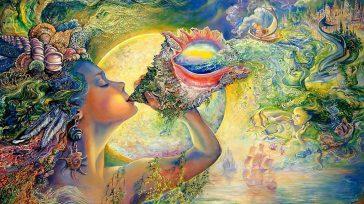 La mujer es la portadora de la vida y toda la concepción y la organización del mundo gira alrededor de su figura.