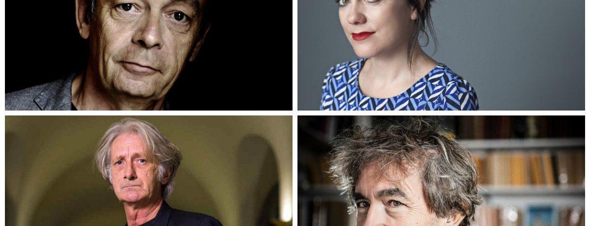 Pierre Lemaître y Patrick Deville, Véronique Ovaldé yFrançois Jullien.      Pierre Lemaître obtuvo el Premio Goncourt, máxima distinción de las letras francesas, por su novela Nos […]