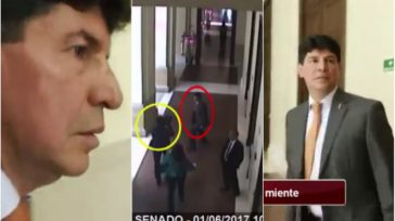 Las cámaras no mienten. El subsecretario del Senado, Saul Cruz , fue declarado el mentiroso del año, junto con la senadora Sofia Gaviria, quien aseguró haber sido testigo presencial de […]