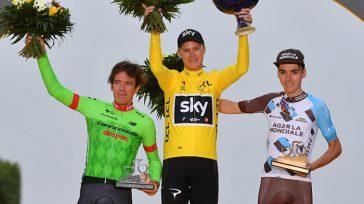 Rigoberto Urán destacó la grandeza de Froome, de quien recordó que «ha ganado cuatro Tours y tiene un palmarés único», pero dijo que las diferencias han sido muy pequeñas.  […]