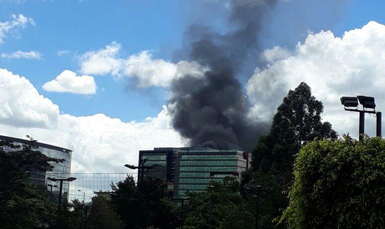 Desde las oficinas publicas se observa el humo del incendio al medio día de hoy.   Rafael Camargo Especial  Varias personas informaron a Primicia Diario sobreunincendio en el […]