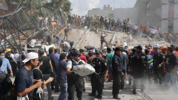 Las autoridades han elevado a350el número de muertos causados por el sismo.         Un terremooha sacudido con fuerza el centro y el sur […]