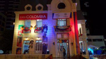 La Casa Colombia es la misma Quinta Campo Serrano, al final del Paseo de Bastidas, frente a la Bahía de Santa, construida en 1920 por Manuel Julián De Mier Aldama, […]
