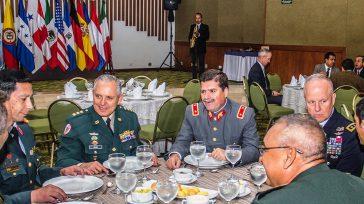 General Alberto José Mejía Ferrero, oriundo de Bogotá, ingresó a la Escuela Militar de Cadetes el 6 de febrero de 1978 y ascendió al grado de Subteniente del arma de […]
