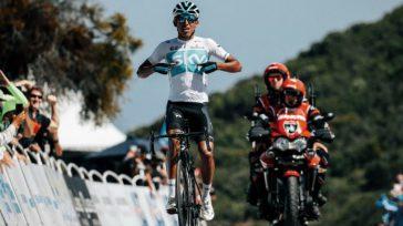 Egan Bernal, del equipo Sky, se consagró campeón del Tour de California a sus 21 años, además de ganar el titulo de novato y la montaña.     […]