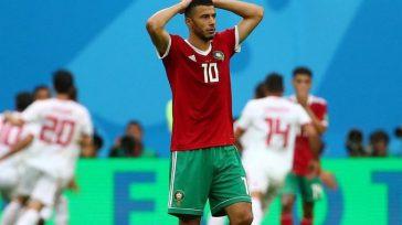 Aziz Bouhaddouz conectó un cabezazo que dio el triunfo a los iraníes por la apertura de Grupo B del Mundial Rusia 2018.     La selección de Iránganó […]