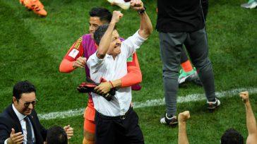 «El Profeee Osorioooo… El profe Osorioooo», exclamaron los cerca de 30 mil mexicanos que se dieron cita en laArena Rostov.  «    Juan Carlos Osorio es uno […]