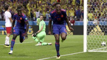 Mina festeja el gol colombiano, luego de un gran centro de James Rodriguez. El plantel cafetero superó a Polonia en toda la línea y se mantiene con vida en la […]