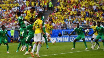 Esta es la imagen del impresionante salto de Yerry Mina para ganarle a los defensores de Senegal y darle la clasificación a Colombia.    Colombia vs Senegalera un […]