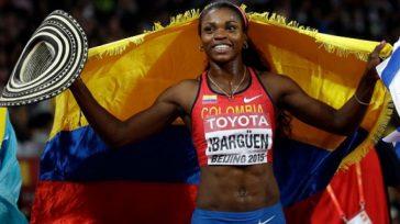 Qué tal esta gran mujer, Catherine Ibargüen, si pudiera escribiría su nombre en letras de oro, excelente deportista, se impuso en el salto de longitud femenino con una marca de […]