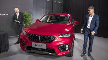 Hasta el mejor jugador de fútbol en el planeta presenta los automóviles chinos.       La XVI edición del Salón Internacional del Automóvil cuenta con lanzamientos […]