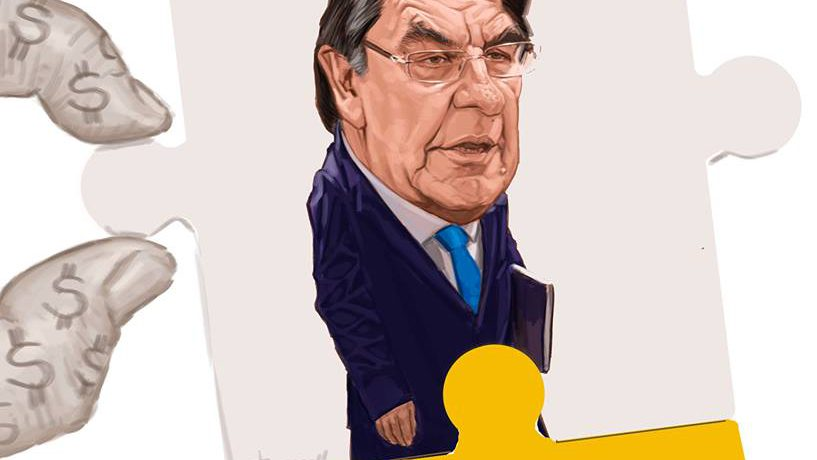 El fiscal Néstor Humberto Martínez, vive su «Mala Hora». El país le perdió la credibilidad. Y para algunos es la ficha que faltaba. Caricatura: Jorge Restrepo.     […]