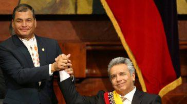 El presidente de Ecuador Lenín Moreno, primero traicionó al expresidente Rafael Correa y le importa más su gobierno (neoliberal) que la vida de los ecuatorianos.      […]