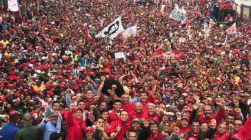 En Venezuela el concierto contará con la presencia de Nicolas Maduro y todo el chavismo.      El ministro de Comunicación e Información deVenezuela,Jorge Rodríguez,anunció la realización […]