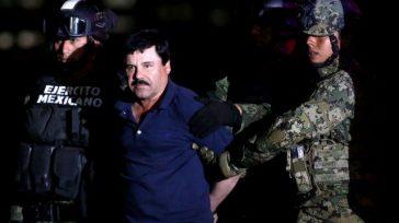 El Chapo, extraditado a Estados Unidos hace dos años, es considerado el capo narco más famoso del mundo desde la muerte del colombiano Pablo Escobar.      […]