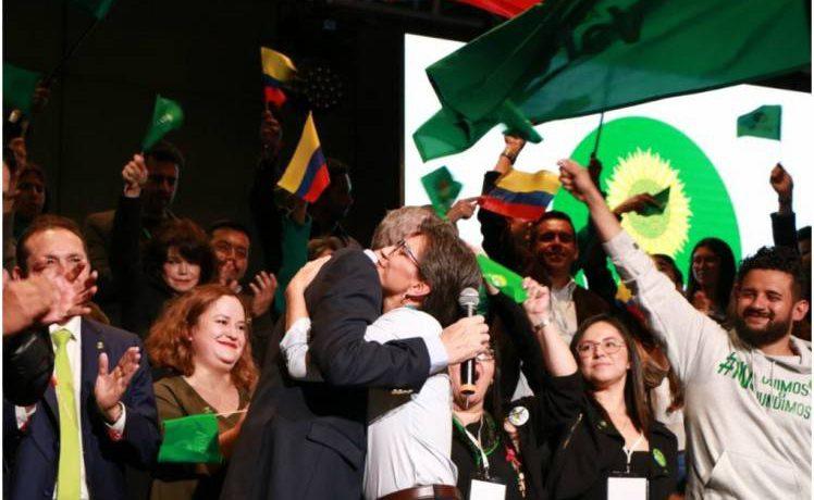 Todo el Partido Verde en apoyo a Claudia López como candidata oficial a la alcaldía de Bogotá.   La candidata oficial del Partido Verde Claudia López, se constituye en […]
