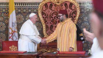 El Papa Francisco y el rey Mohamed VI firmaron un acuerdo en el que piden preservar a Jerusalén como símbolo pacífico de la coexistencia entre todas las religiones.   […]
