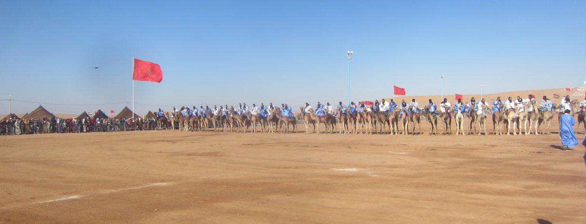 El festival de Moussem se lleva a cabo al pie de la tumba del jeque Mohamed Laghdaf, un héroe del desierto que luchó hasta su muerte, en 1960, por la […]
