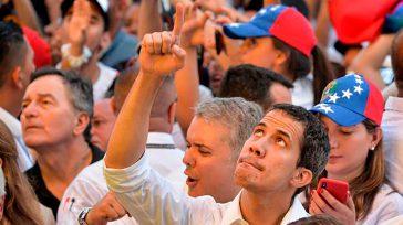 Duque y su canciller-candidato se ofenden cuando algún periodista les pregunta por la suerte del presidente Maduro. «El único presidente de Venezuela es Guaidó», contestan airados y heridos en su […]
