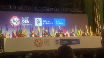 71 países, 87 programas, 45 años resumen el compromiso que los observadores permanentes han mostrado con la OEA, sus países miembros y los valores que todos ellos comparten.   […]