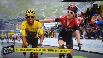 En una verdadera hazaña, el ciclista colombiano Egan Bernal, se consagró como campeón del Tour de Francia, siendo el primer triunfo en la carrera más importante del mundo. Para redondear […]
