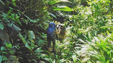 Atravesar el Tapón del Darién, una espesa y peligrosa zona selvática, ruta de migrantes irregulares en la región que comparten Colombia y Panamá a los largo de 266 kilómetros, desde […]