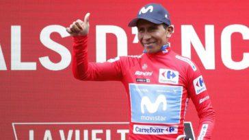 Por fin se hizo oficial:el equipo francés Arkea Samsic confirmó la contratación del ciclista colombianoNairo Quintana.    Nairo Quintana, líder del Movistar en la Vuelta a España. AFP […]