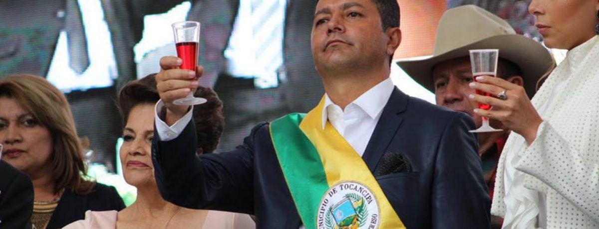 Walfrando Adolfo Forero, alcalde de Tocancipá- Cundinamarca, se caracterizó durante su administración por brindar con licor y ser acusado de diferentes delitos ante la fiscalía general de la nación y […]