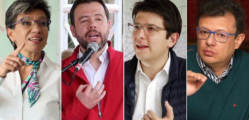 A poco más de un mes de las elecciones, la más reciente encuesta de la firma Guarumo reveló que hay un empate entre Claudia López que nuevamente retomò el primer […]