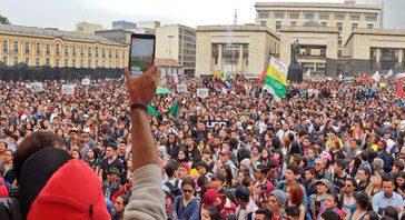 «Las marchas son expresión de una sociedad que se une para protegerse y enviar un mensaje a sus gobernantes»: Carlos Vives.  Colombia entra en un paro cívico nacional donde […]